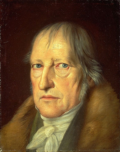 George W. F. Hegel
