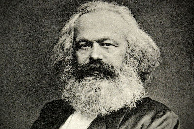 Moses Mordecai Marx Levy, alias Karl Marx