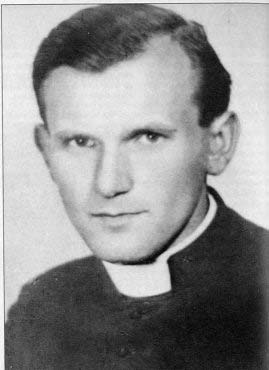 Father Karol Wojtyla