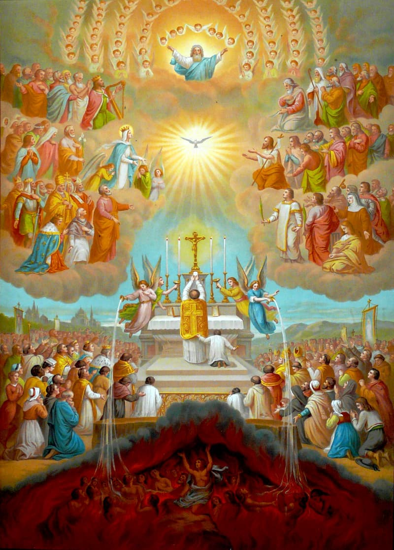 Holy Mass and Purgatory
