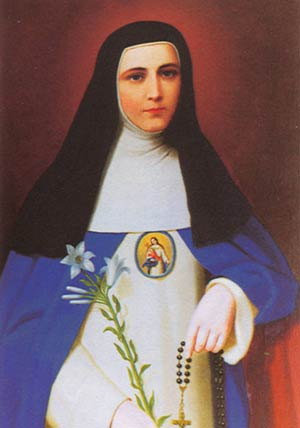 Mother Mariana de Jesus Torres