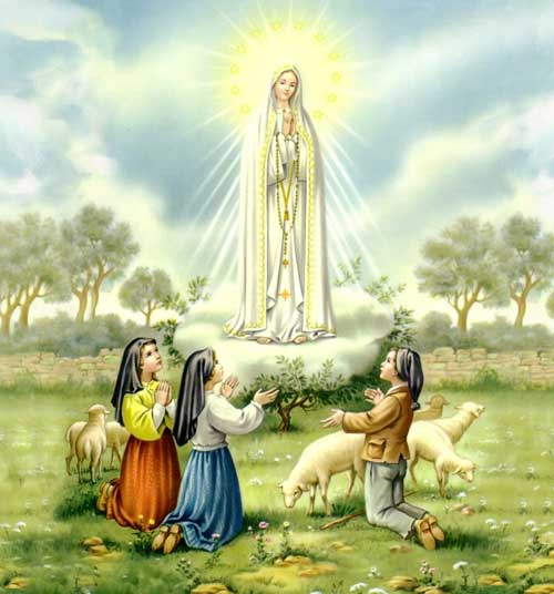 Fatima's apparition