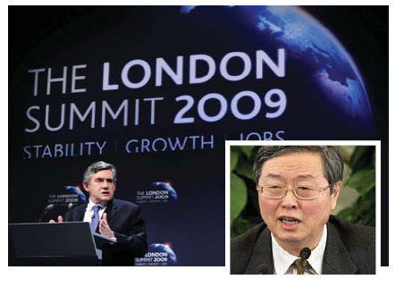 The London Summit of 2009
