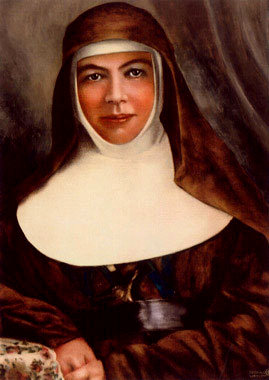 33 year old Mary Mackillop