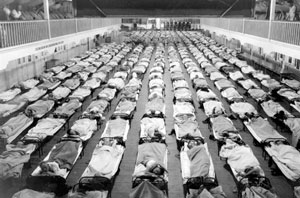 Flu pandemia of 1918