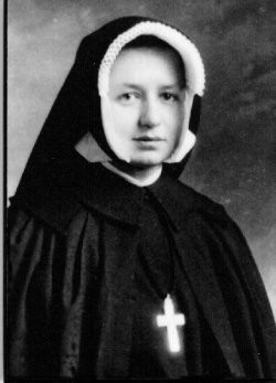 Sister Mary Cecile of Rome