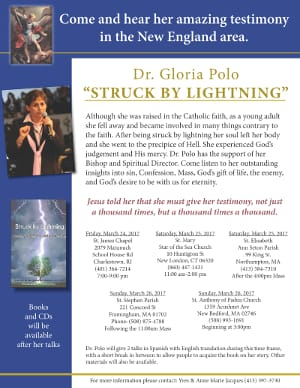 Gloria Polo Talks