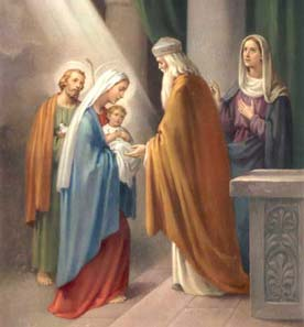 The Presentation of the Child Jesus