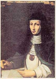 Mary of Agreda