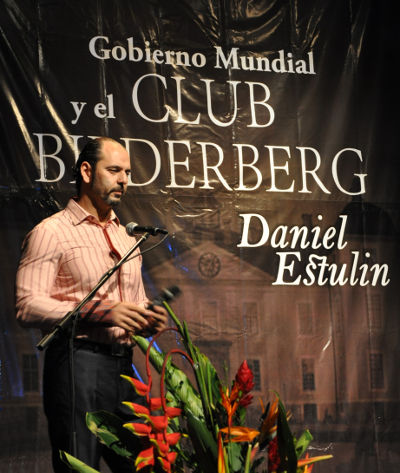 Daniel Estulin on Bilderberg Club