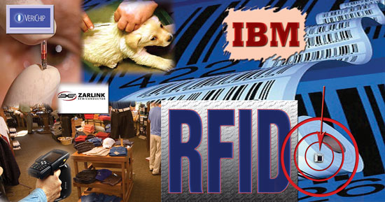 Microchip and RFID tags