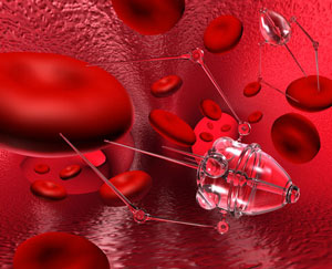 Nanobots are being designed to detect disease