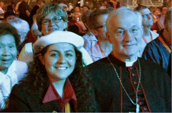 Cardinal Ouellet and Fatima