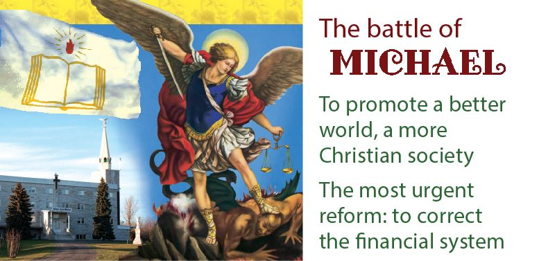 The battle of Michael