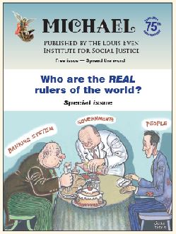 Real rulers of the world