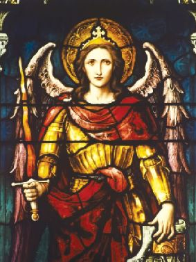 saint michael our patron