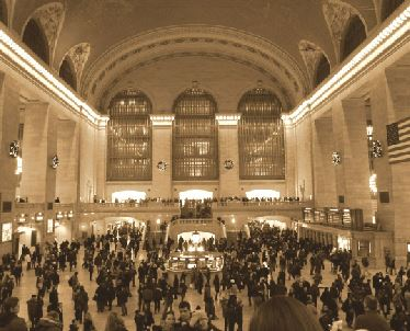 Grand Central Station New-York