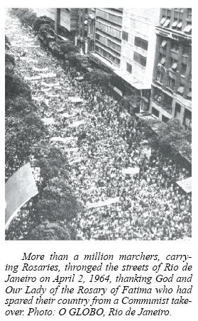 A million marchers