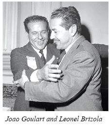 Goulard and Brizola