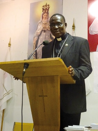 Bishop Joachim Ouédraogo