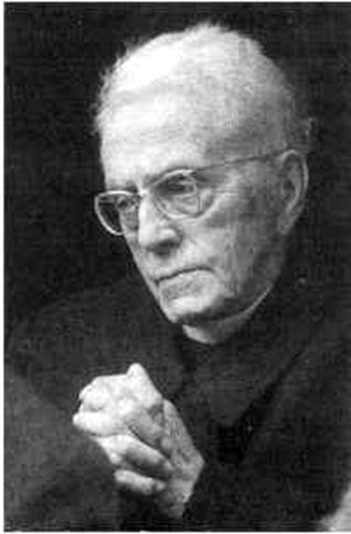 Father Josef Naber