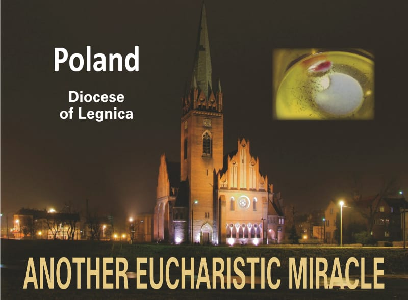 Another Eucharistic Miracle in Poland