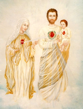 Image of the Most Chaste Heart of Saint Joseph