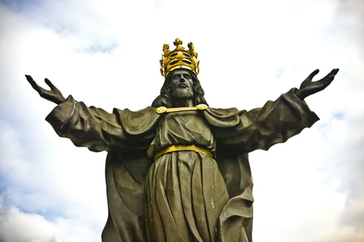 Poland's statue of Christ the King