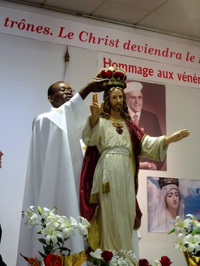 Consecration to Christ the King