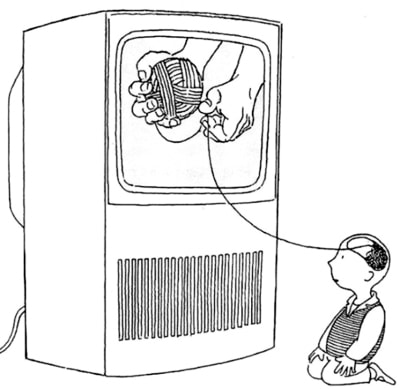 Brainwashing by TV