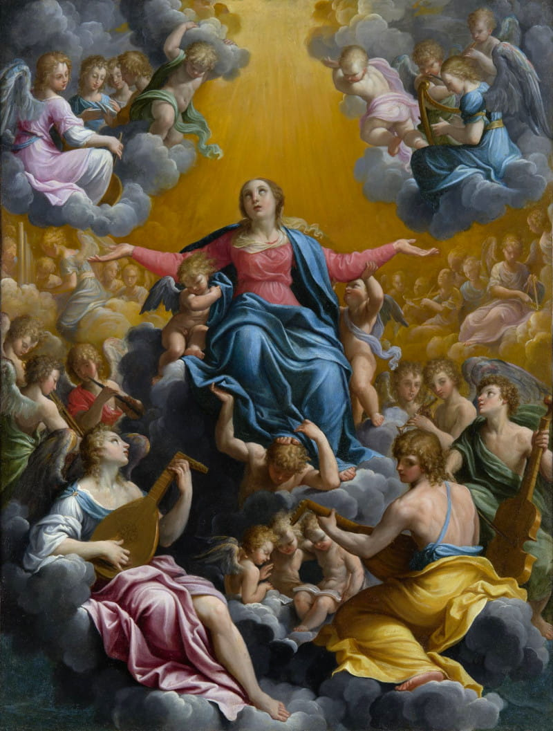 The Dogma of the Assumption and the Crowning of Mary in Heaven