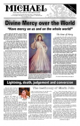 Divine Mercy over the World