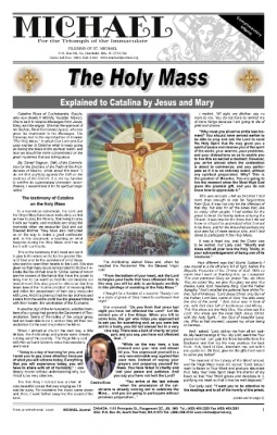 The Holy Mass - Pack of 250 leaflets