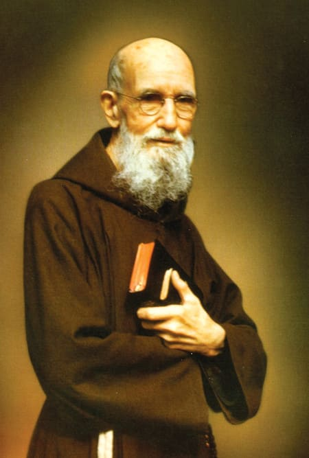 Miracle approved for the Beatification of Fr. Solanus Casey